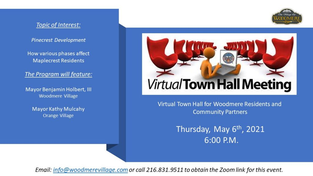 Woodmere Town Hall 2021