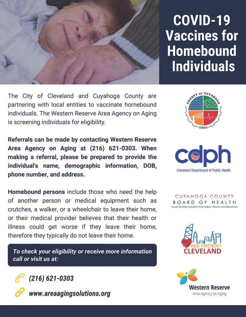 Homebound Vaccine
